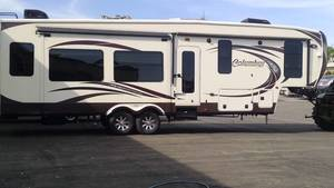 2013 Forest Rive Columbus 320RS
