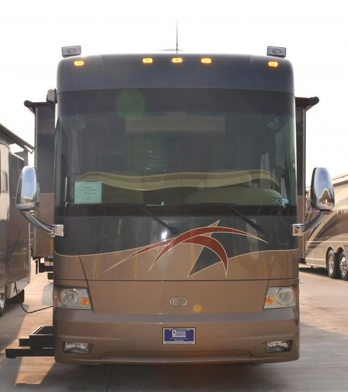 2007 Country Coach Inspire 360 QUAD SLIDE