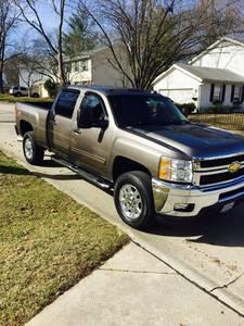 2011 Chevrolet Silverado 3500 HD LT