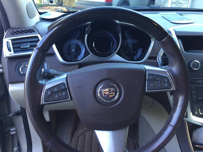 2012 Cadillac Cadillac SRX SUV
