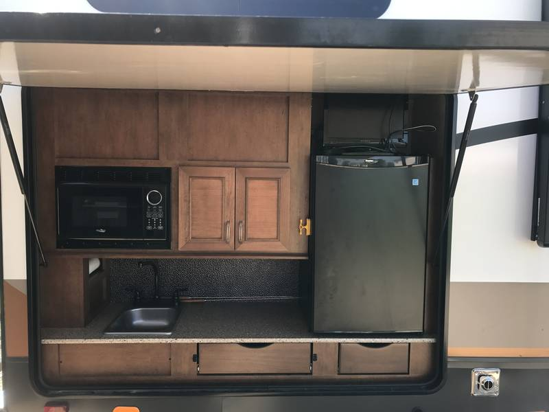 2017 Highland Ridge RV Mesa Ridge MR310BHS