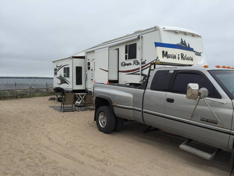 2005 Pilgrim Open Road 389RLS5