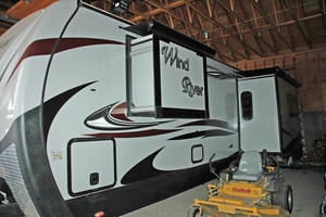 2016 Outdoors RV Wind River 250RDSW