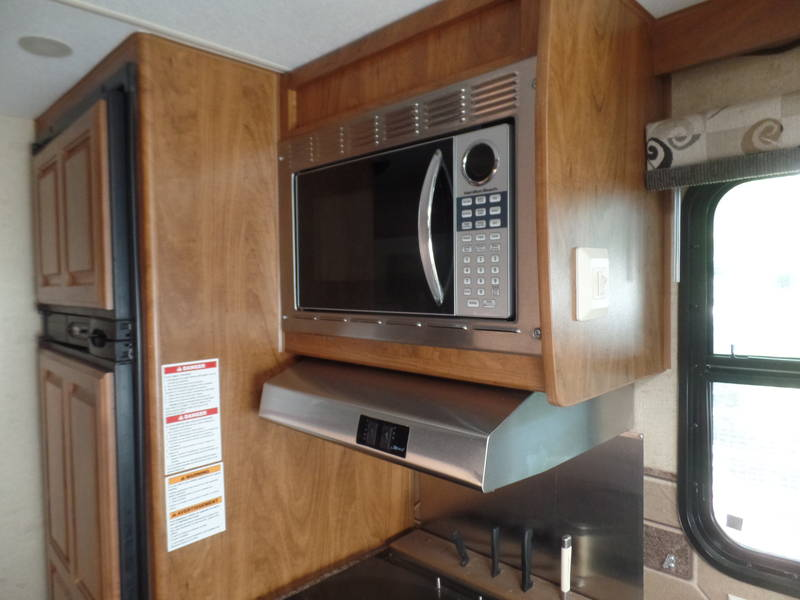 2011 Outdoors RV Wind River 250RLSW