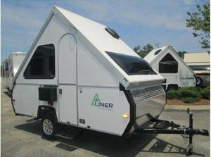 2017 Aliner  Scout 12