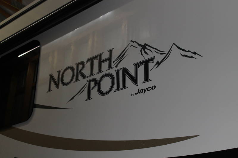 2016 Jayco North Point 375BHFS