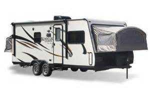 2014 Dutchmen Kodiak Express 222es