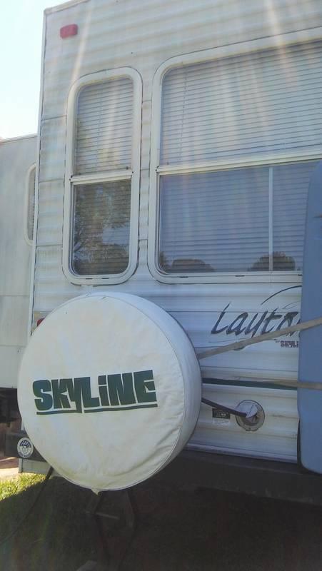 2003 Skyline Layton XXXXX