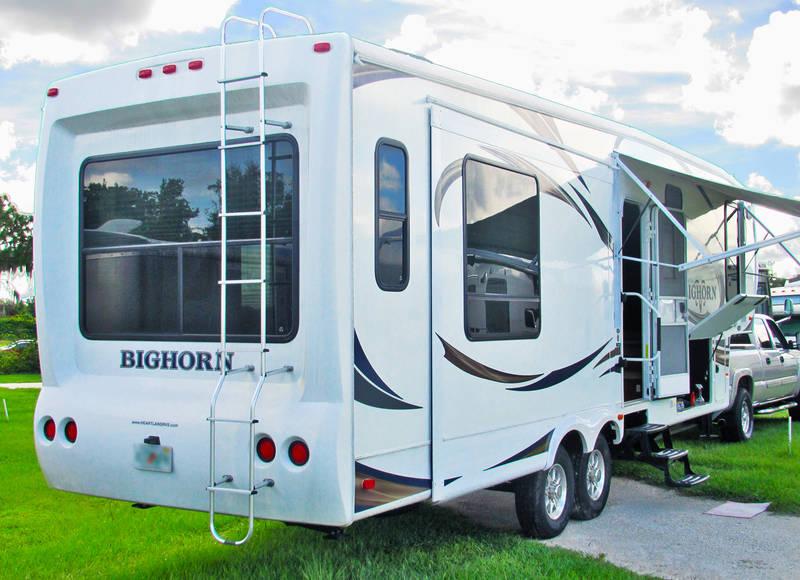 2012 Heartland Bighorn 3070RL