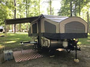 2015 Coachmen Clipper Sport 108ST