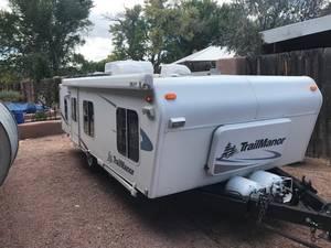 2008 Trailmanor  2027SL