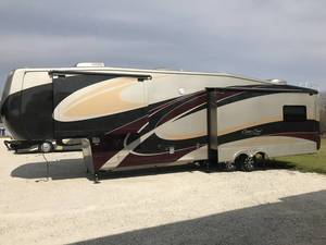 2012 Forest River Cedar Creek Silverback 36ckts