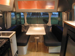 2004 Airstream Bambi 19 CCD INTERNATIONAL