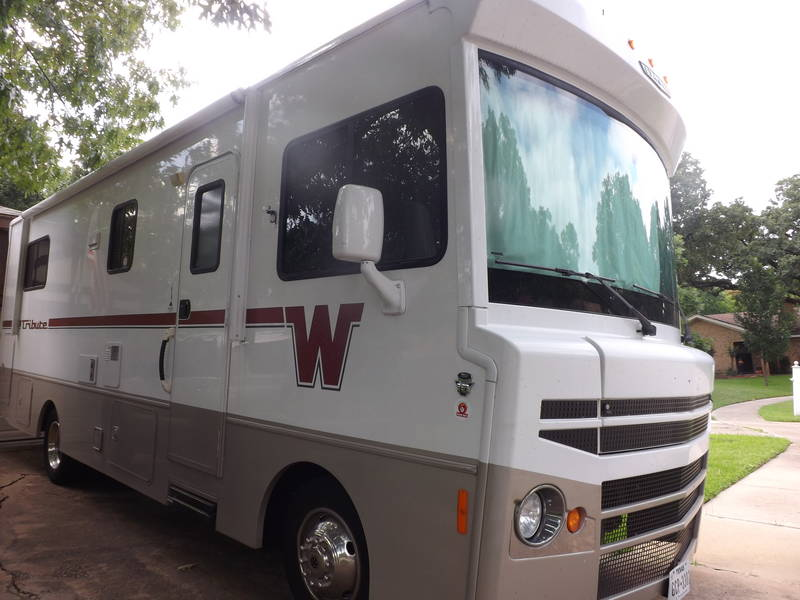 2015 Winnebago Brave ITASCA/TRIBUTE