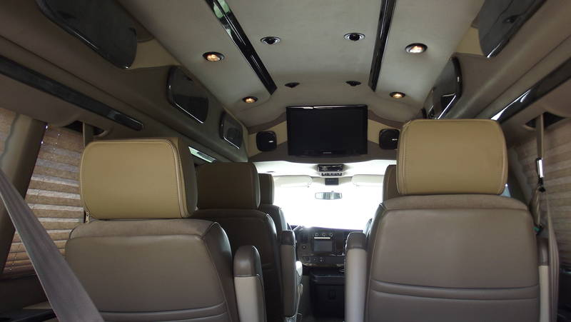 2010 Chevrolet Express 2500 Majestic Conversion Van