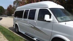 2010 Chevrolet Express 2500 Majestic Conversion Van