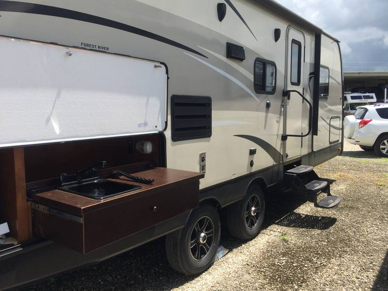 2015 Forest River Vibe Extreme Lite 236RBS