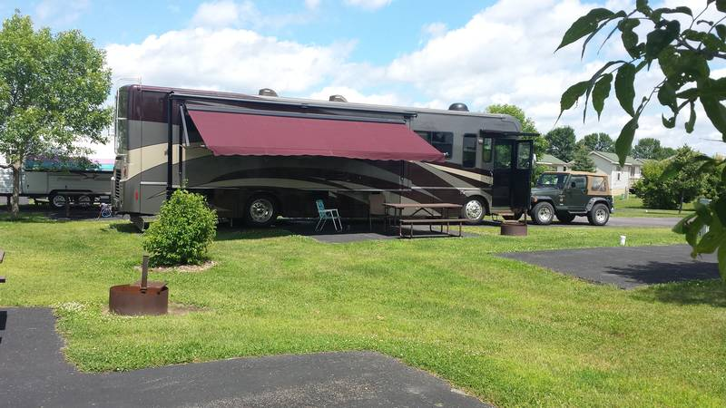 2008 Winnebago Journey 39Z
