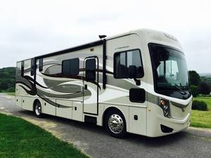 2014 Fleetwood Excursion 36B - CAN DELIVER
