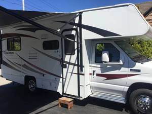 2012 Coachmen Freelander 21qb