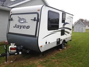 2015 Jayco Jay Feather ultra lite slx m16 xrb
