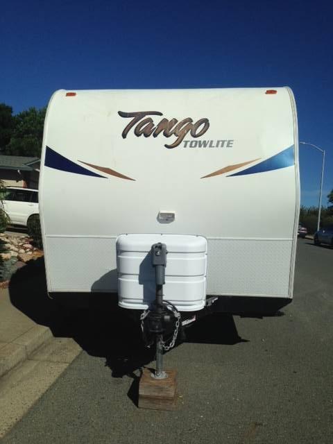 2013 Pacific Coachworks Tango 25FBS