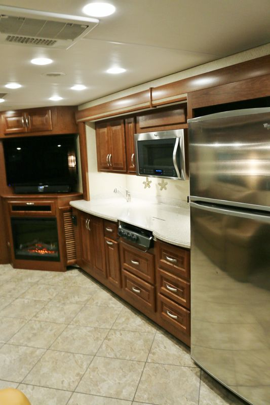 2016 Forest River Berkshire 38A