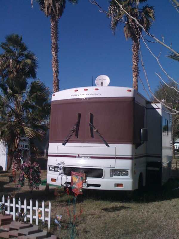 2002 Winnebago Sightseer MPV
