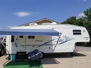 2003 Keystone Cougar 246RLS
