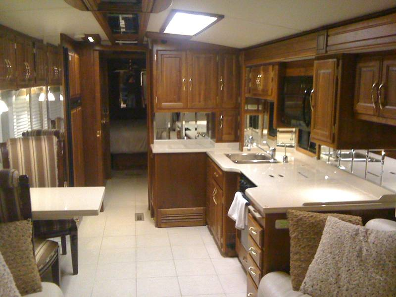 2003 American Coach American Tradition 40BHXS