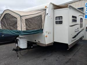 2008 Forest River Shamrock 21SS