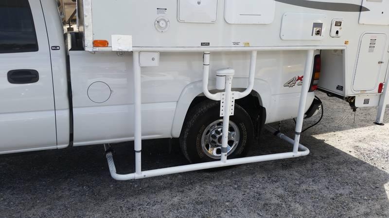 2007 Okanagan Camper 96DB