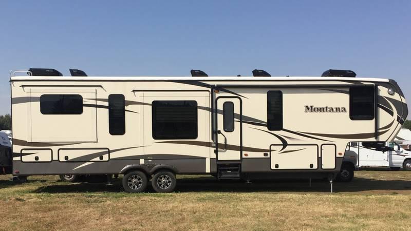 2016 Keystone Montana 3790RD