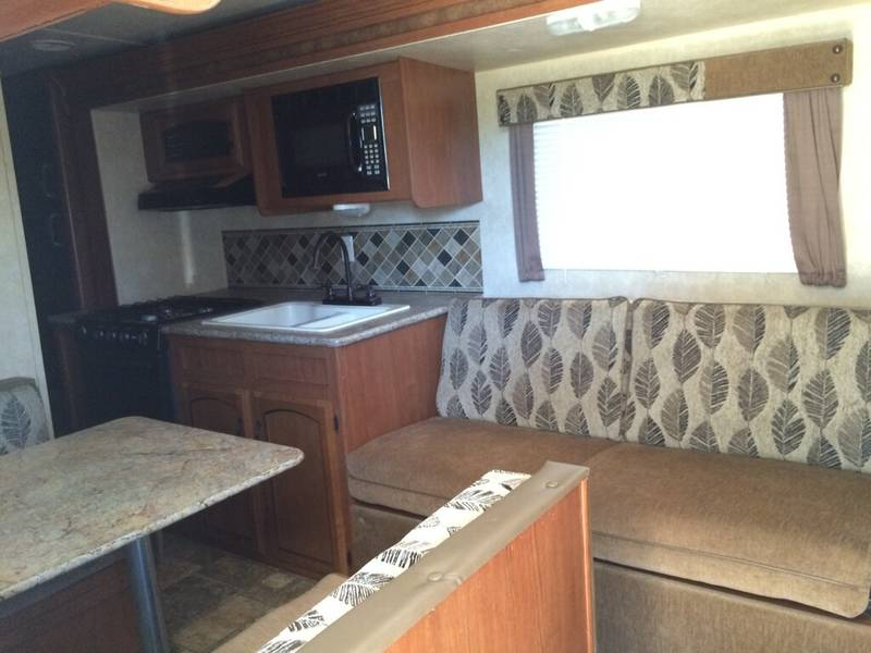 2013 Forest River Wildwood X-Lite 281QBXL