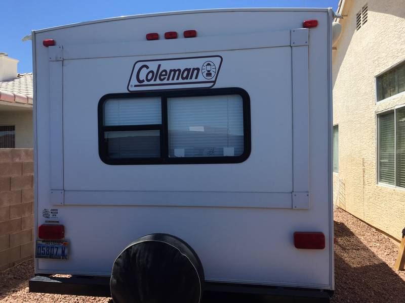 2010 Dutchmen Coleman Light ct225