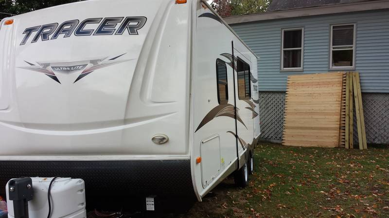 2013 Prime Time Tracer 230FBS