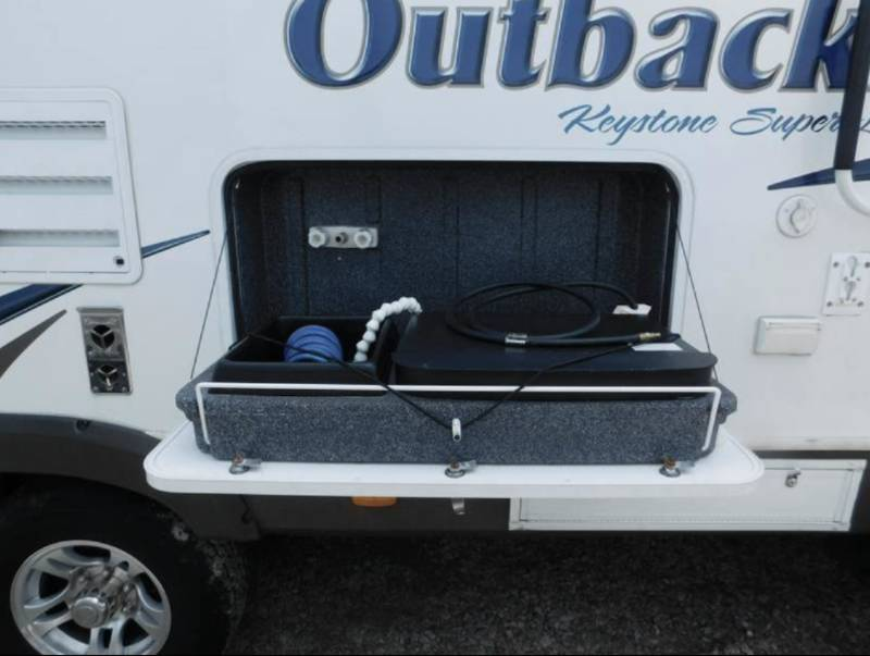 2012 Keystone Outback Ultra-Lite 301BQ
