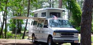 2002 Sportsmobile  Penthouse Ford E350 extended V10