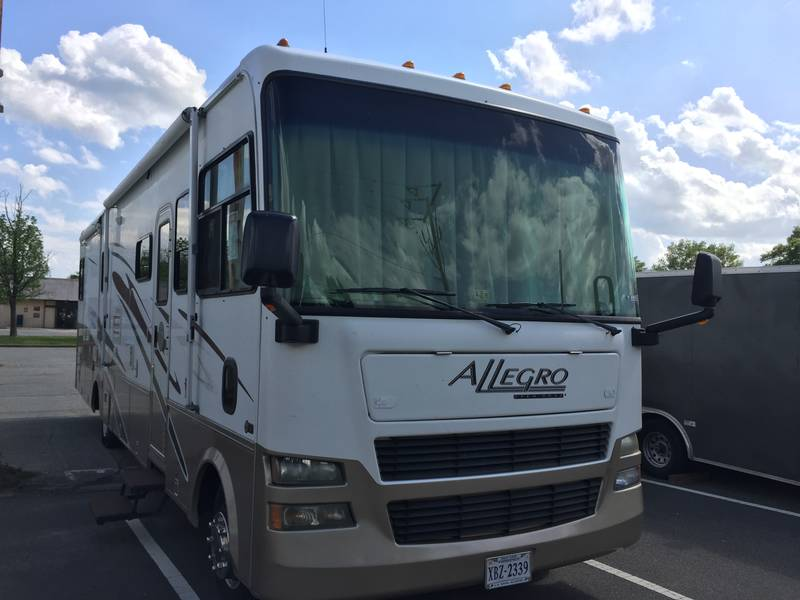 2006 Tiffin Allegro Open Road 35TSA