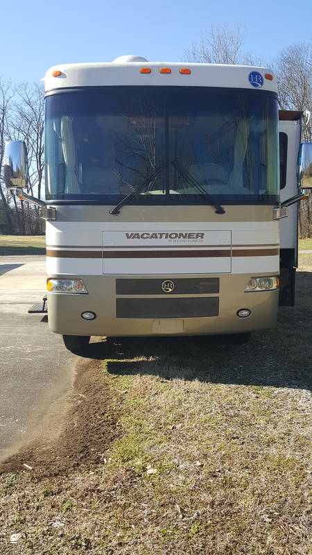 2003 Holiday Rambler Vacationer 5B4