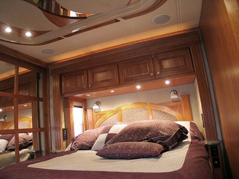 2008 Country Coach Affinity 700 Custom
