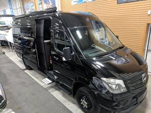 2017 Mercedes Sprinter Airstream Interstate G