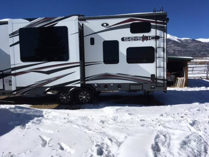 Used Toy Hauler Trailers For Sale In Co Trailersmarket Com