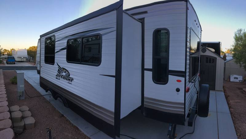 2017 Jayco Jay Flight SLX 265RLSW Baja Edition