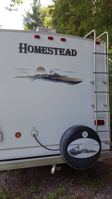 2004 Starcraft Homestead 29BHS