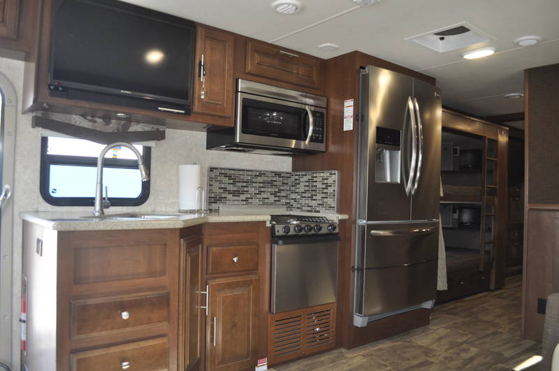 2016 Forest River Georgetown 364TS