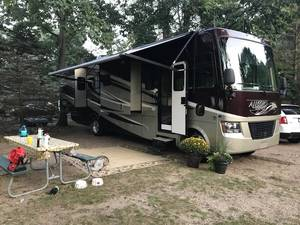 2012 Tiffin Open Road 34TGA