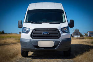 2015 CustomBuilt Ford Transit T-250