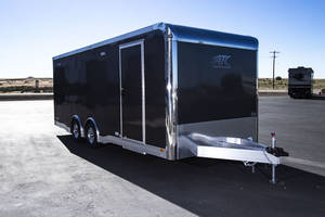 2018 ATC RV  Quest CH 305 Enclosed Trailer