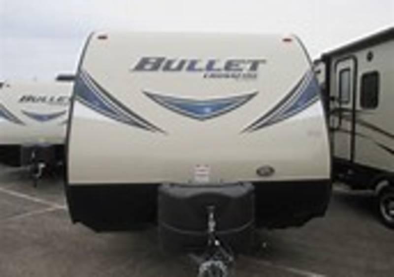 2016 Keystone Bullet Crossfire 2070BH